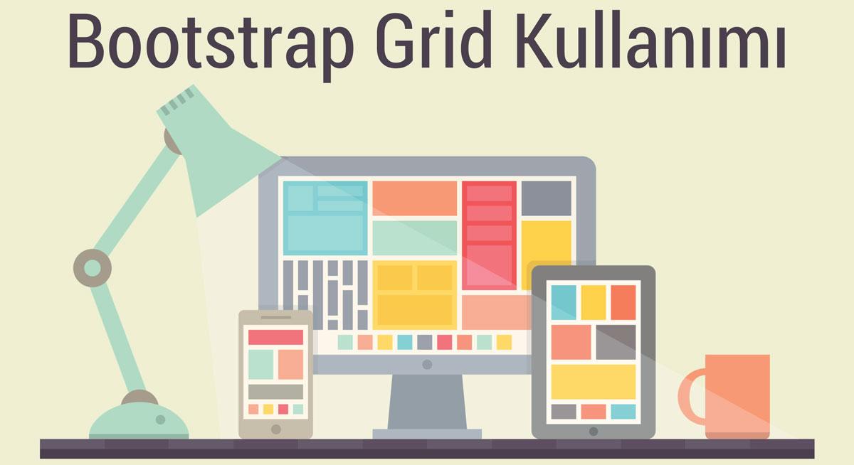 Bootstrap Grid Kullanımı
